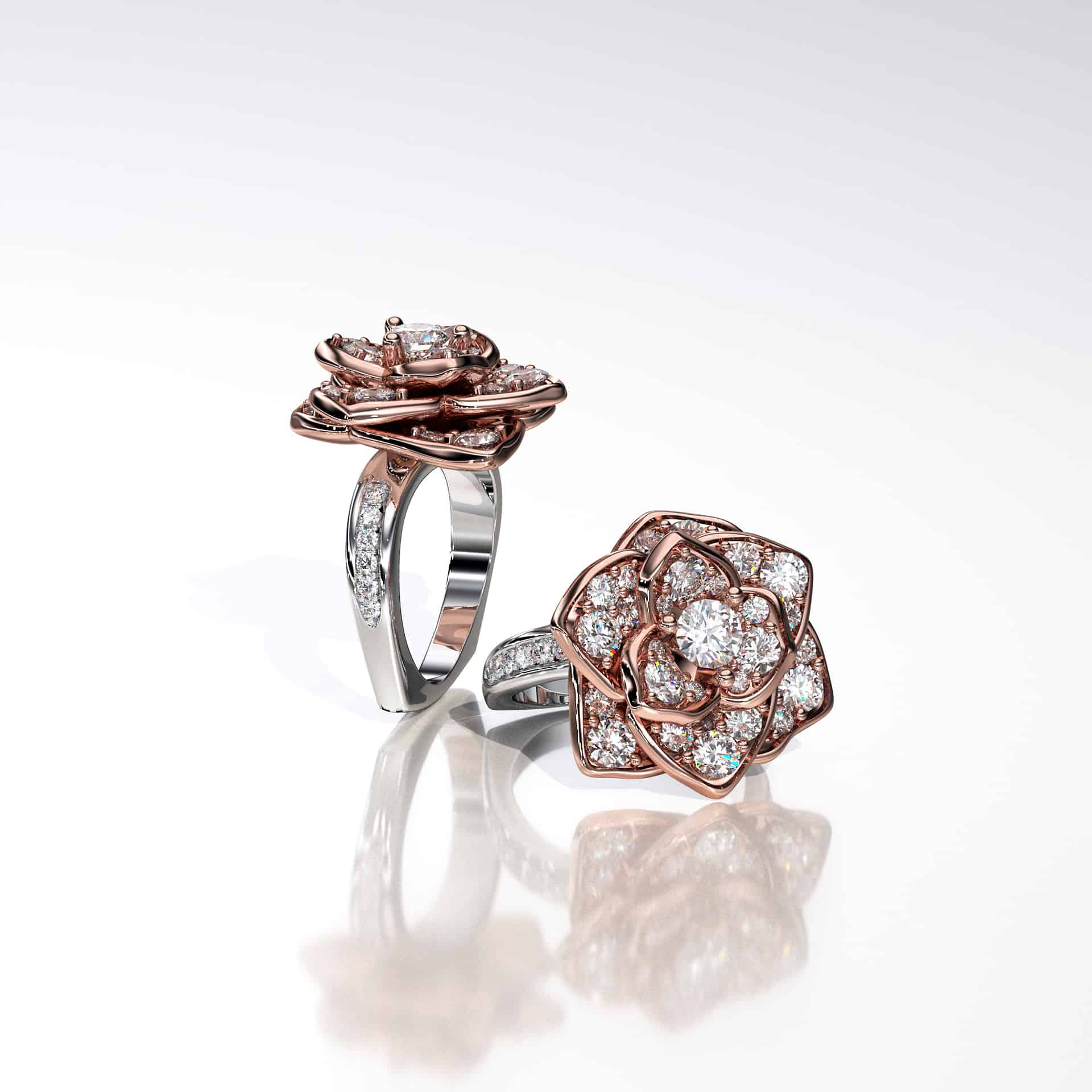 Rose RIng - design your own