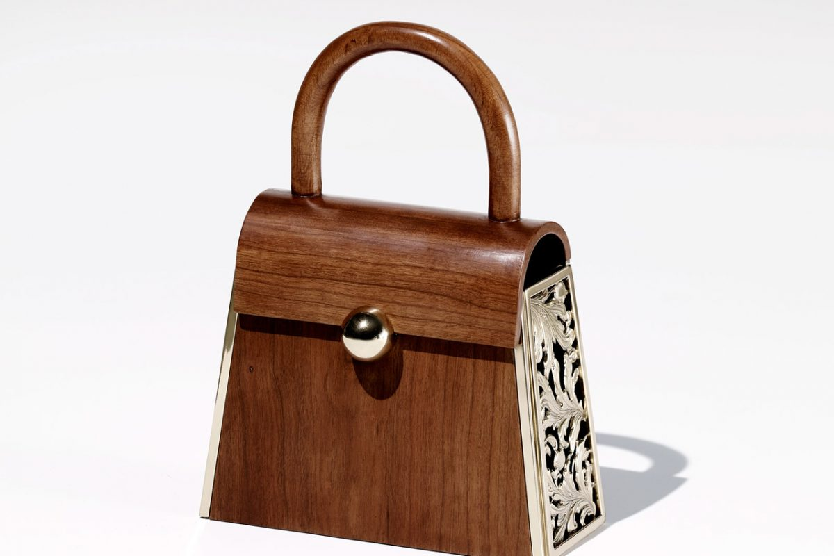 Palermo wooden bag