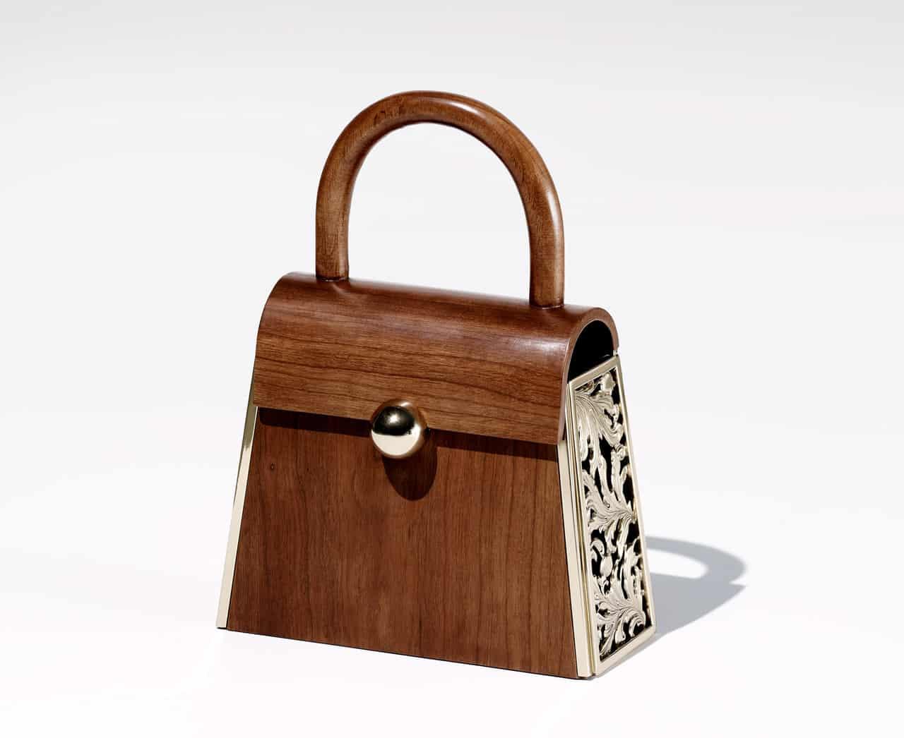 Palermo wooden bag